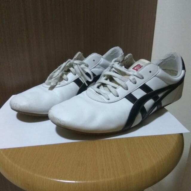 brand new bb564 73b51 Onitsuka Tiger Tai Chi - white