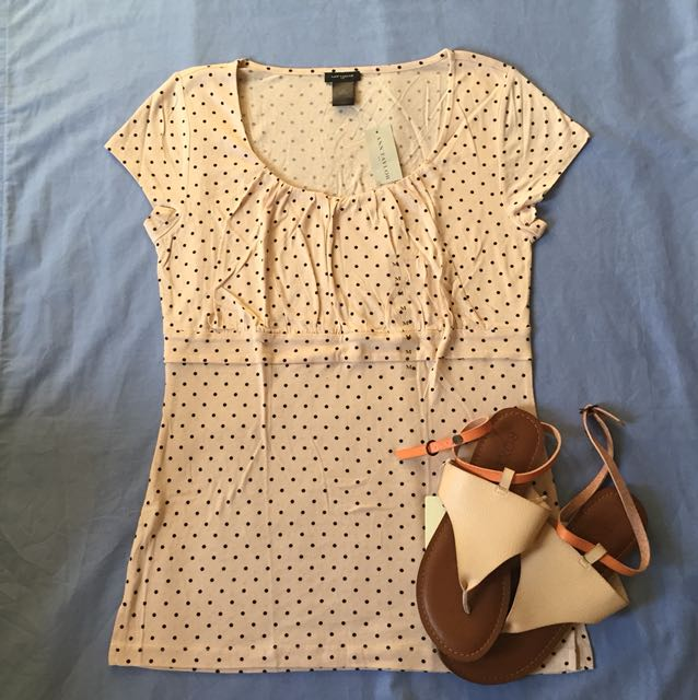 Original Ann Taylor Cotton Top/Shirt