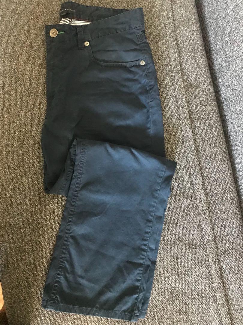 Original Tommy Hilfiger Long Pants 33/32