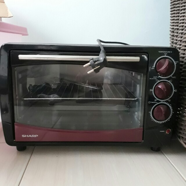 Microwave Oven With Grill SHARP R 728(W)IN 25 Liter. Source ·