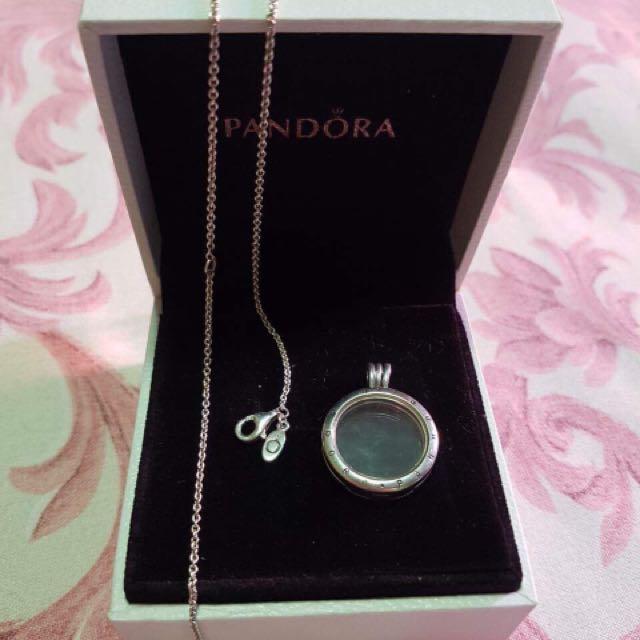 Pandora locket and summer charms edition
