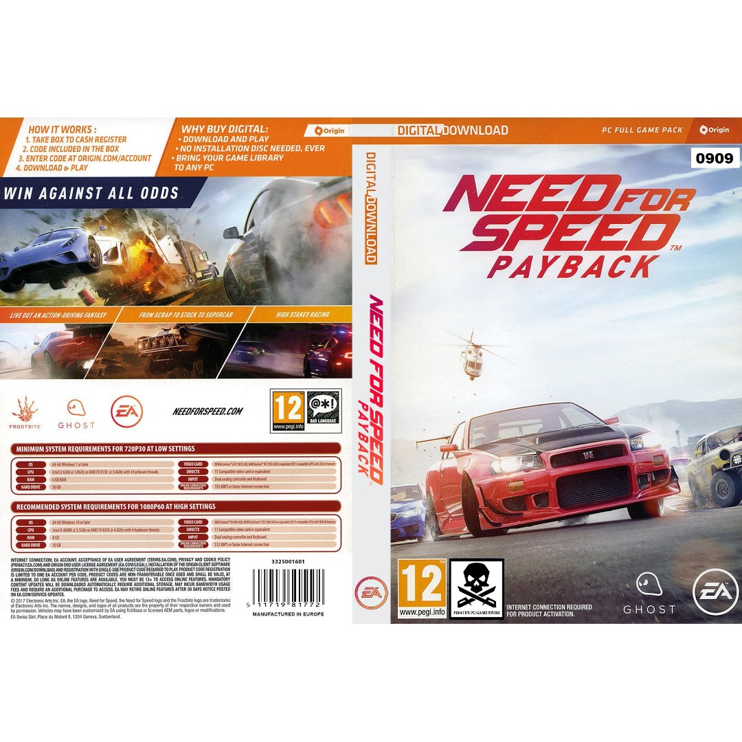 download need for speed payback pc + full game crack for free
