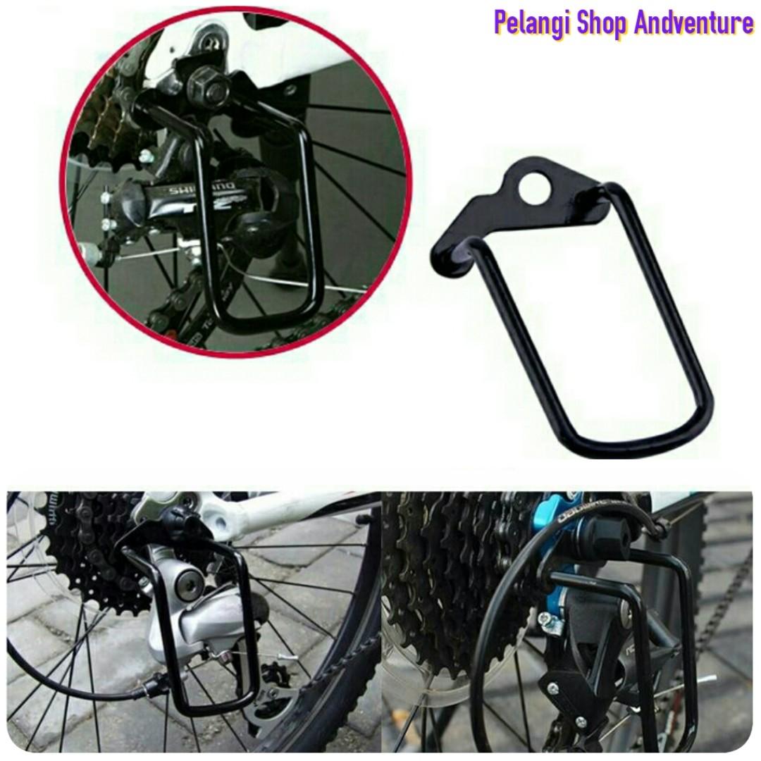 15 Bolehdeals Chainstay Pelindung Rantai Rangka Sepeda Penjaga Sepeda Garpu ... Source · Pelindung rantai derailleur, Olah Raga, Sepeda .