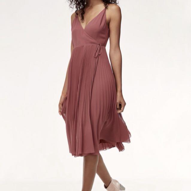Price drop: Beaune Dress Aritzia Wilfred