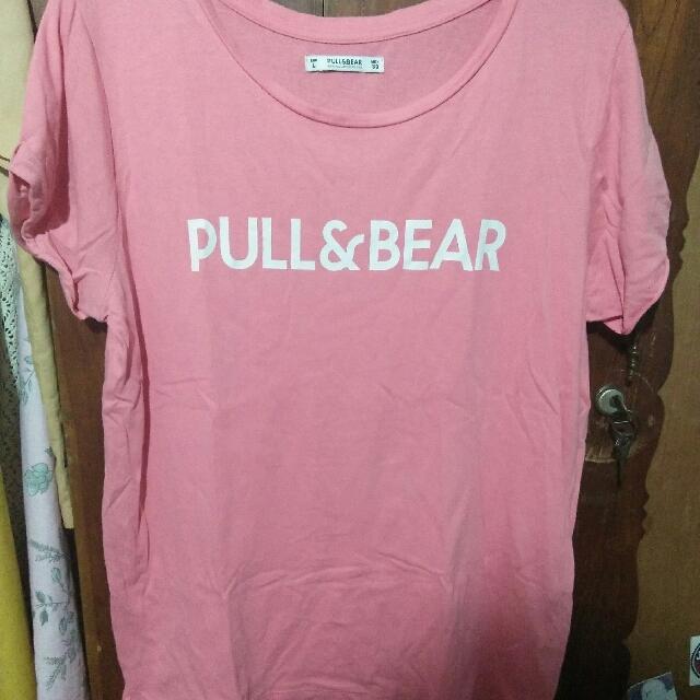 Pull&Bear tee kaos