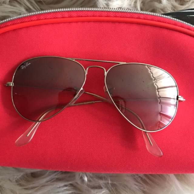Ray. Bam sunglasses