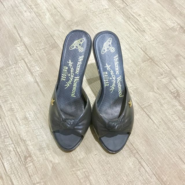 REPRICED! VIVIENNE WESTWOOD ANGLOMANIA+MELISSA HEEL