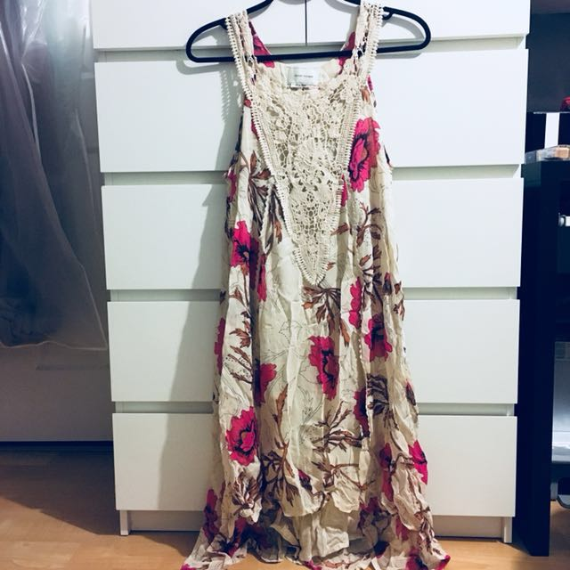 River Island Boho Beach Dress