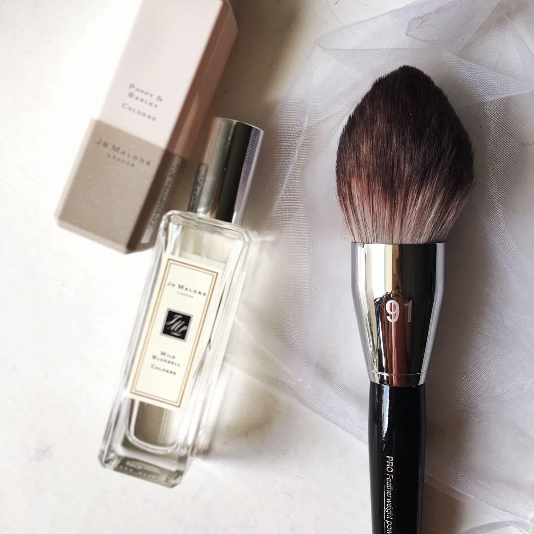 👍Sephora Collection Pro Featherweight Powder Brush #91