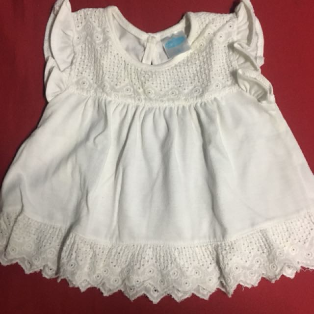 Short sleeve blouse for Baby Girl 😊