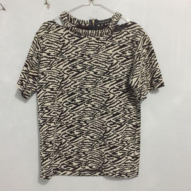 Sixence blouse atasan