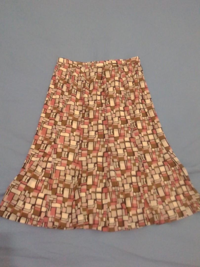 Skirt A line