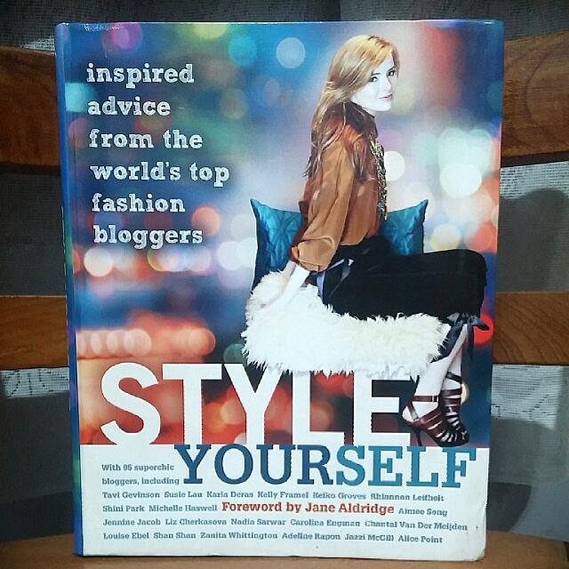 Style Yourself - Weldon Owen