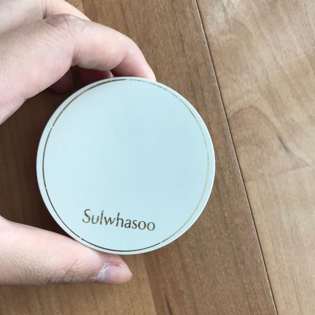 Sulwhasoo Perfecting Cushion Deluxe Size