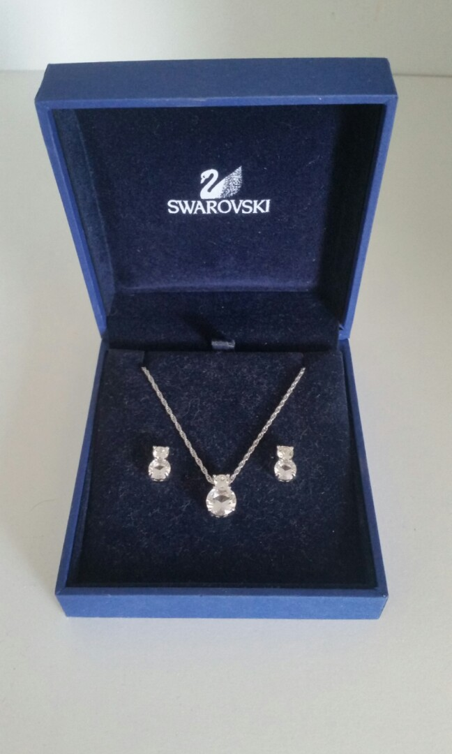 Swarovski Crystal Brilliance Set