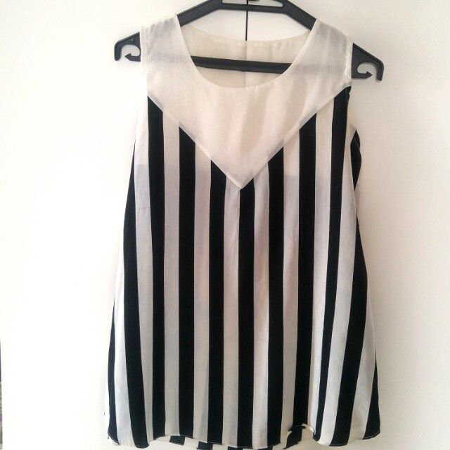 TAKA STRIPE TOP (BUY3 100RB)