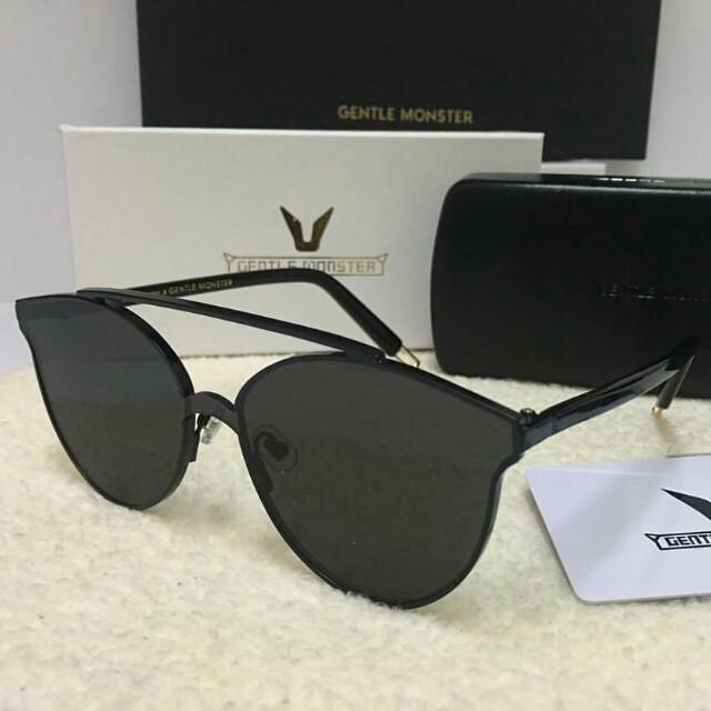 d27ed286599 TILDA SWINTON X GENTLE MONSTER BLACK