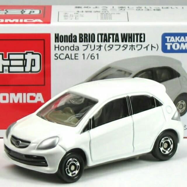 Tomica Honda Brio