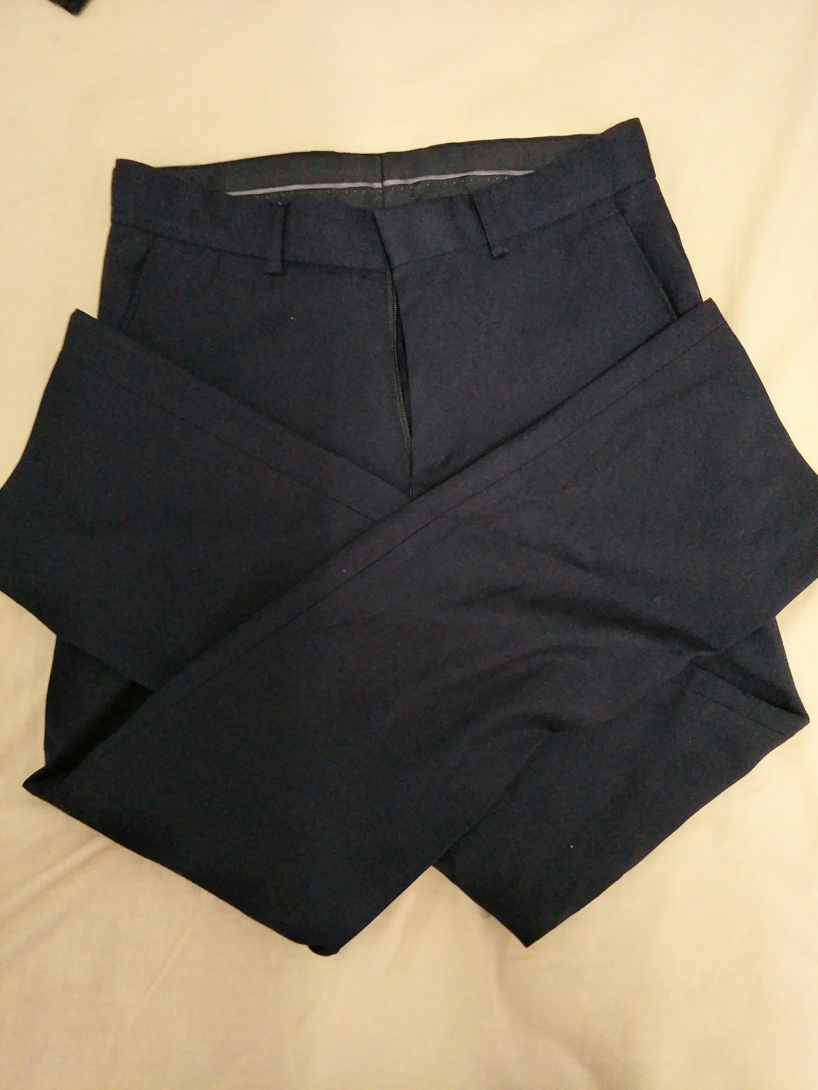 Topman office pants size 28