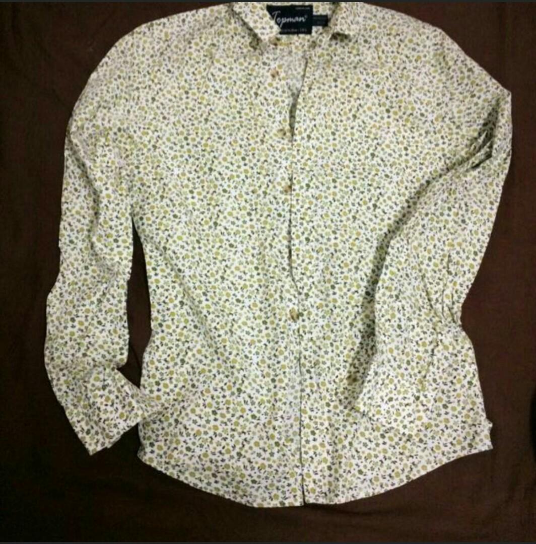 Topman shirt size s