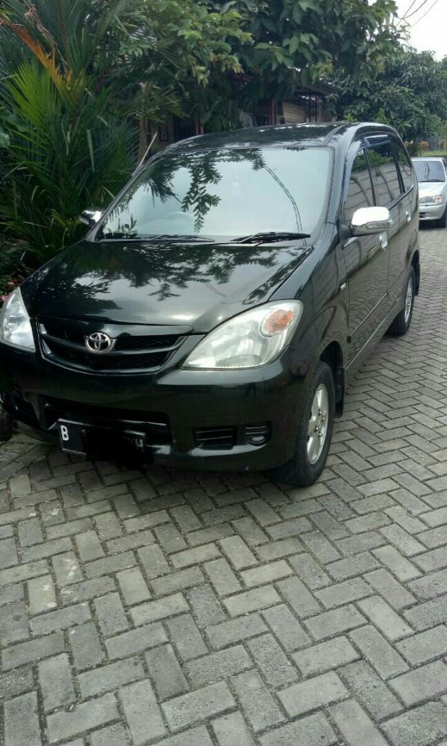 Toyota Avanza Type E Th.2010 Automatic Terawat