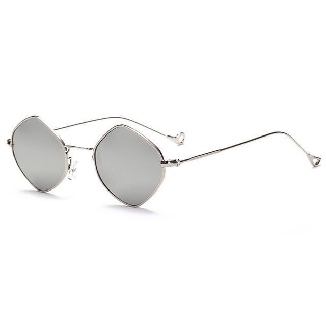 Trendy sunnies- silver