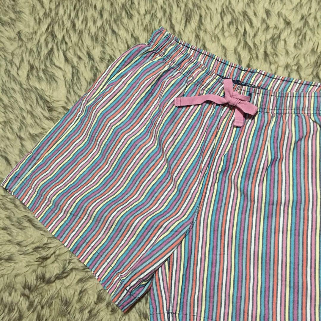 Uniqlo Stripes Swim Shorts