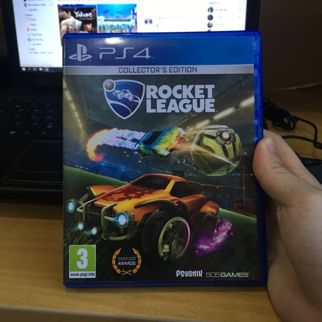 Used PS4 Rocket League