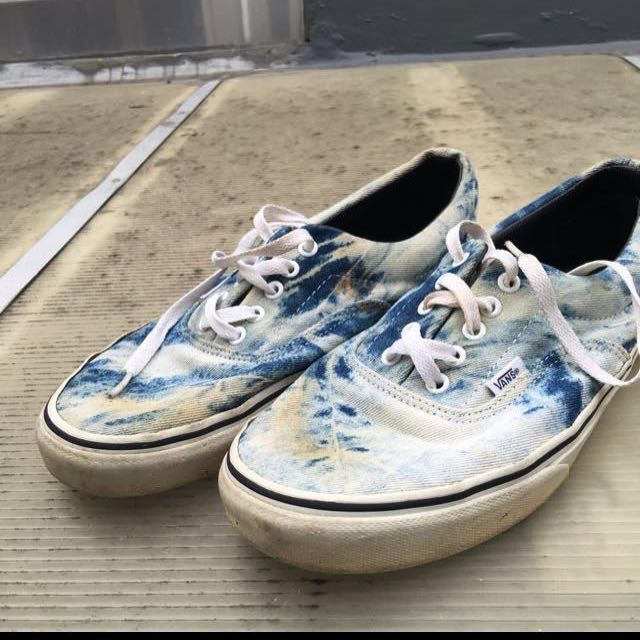 Vans Jeans Washed Rare