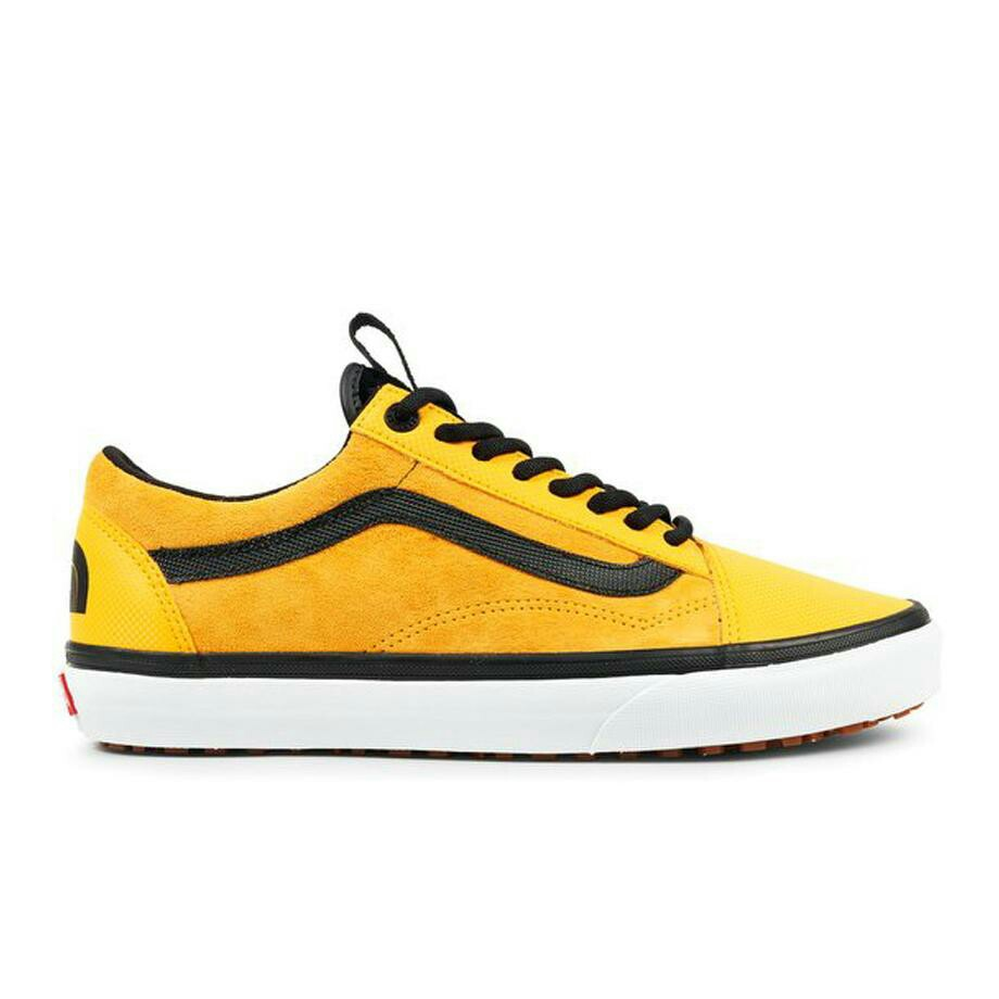 26a0337808 Vans x The North Face Old Skool MTE DX Yellow Black