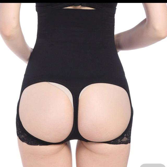 6ea4af5e7ce Brazilian Body Shaper Butt Lifter with Tummy Control Pants Women ...
