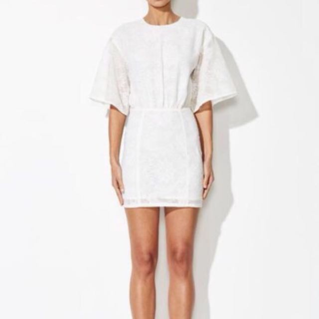 Winona Shirt Mini Dress RRP $260 BNWT