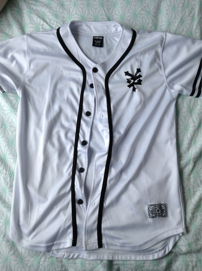 Zoo York Baseball shirt