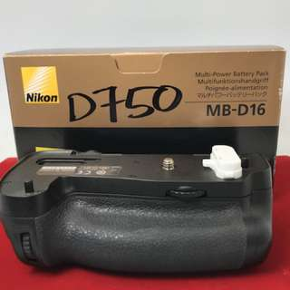 Nikon MB-D16 Battery Grip(D750)
