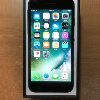 95% New iPhone 7 Jet Black