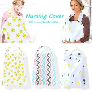 MAR 18 BREASTFEEDING NURSING COVER (LZ) #IK