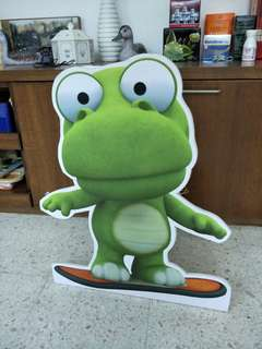 Large Size - Pororo Croc display stand- Party display