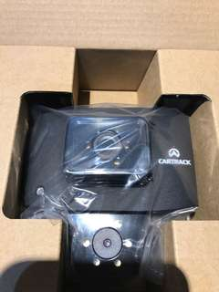 BNIB Brand New In Box Dual Lens DVR CarTrack (Suitable for Taxi, Private Hire) In Car Camera