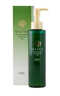 DHC Olive Concentrated Cleansing Oil HYDRATING FOR DRY SKIN