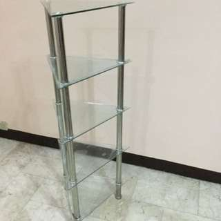 Display Rack Glass
