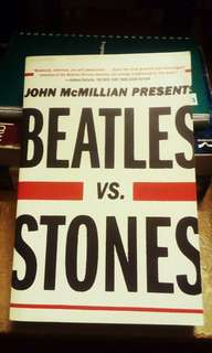 JOHN MCMILLIAN - BEATLES VS. STONES