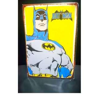 Marvel Batman Metal Frame