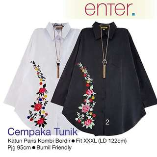 [PO]Embroidery Blouse