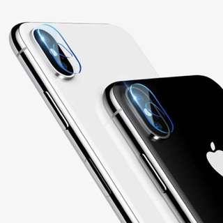 (全新) iPhone X 電話鏡頭 玻璃保護膜 Camera Screen Protector