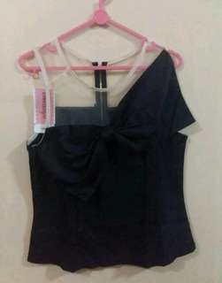 Chocochips bow top