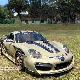 Porsche Cayman Auto
