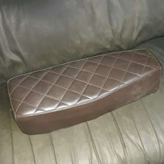 RXK Brown Leather Seat