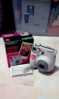 Fujifilm poloroid instant camera