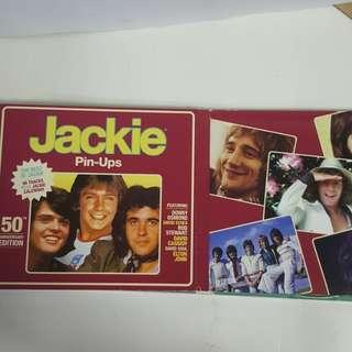 3cd English Jackie very new