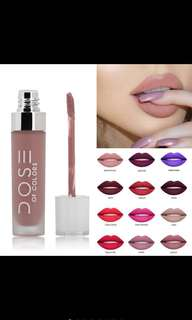 Dose Of Colors lipstick (in stock)